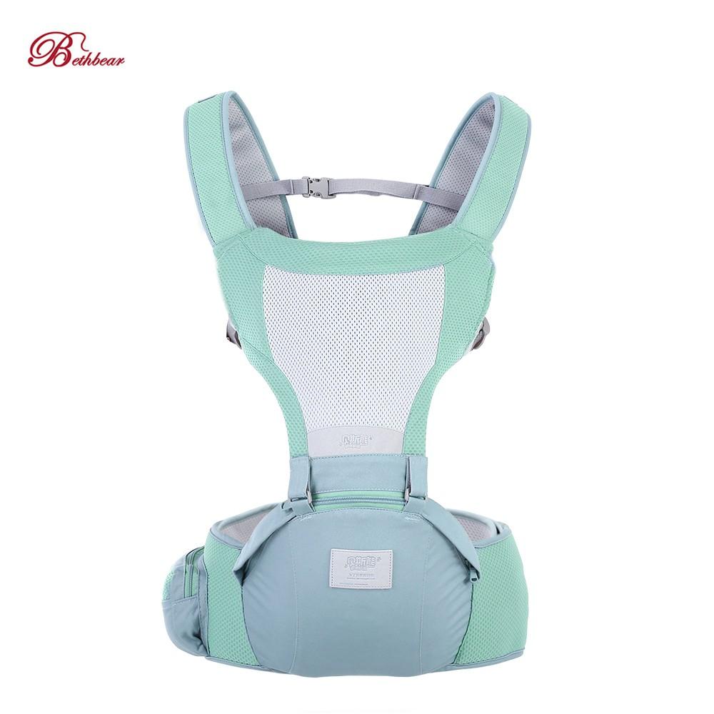3bc5133e245  Bayar di Tempat  Bethbear 1825 Hip Seat Newborn Waist Stool Baby Carrier  Infant Sling