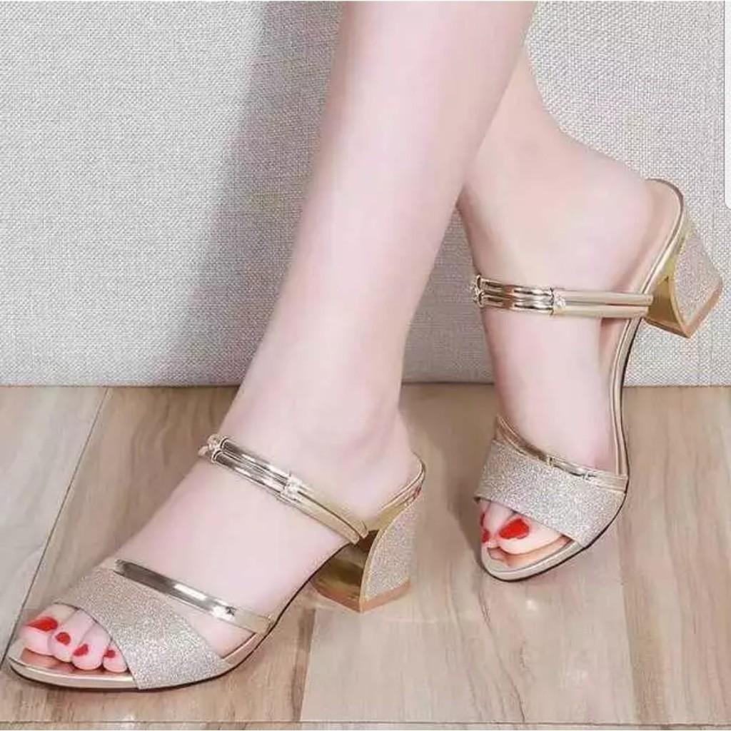 b6ece10396f Jual Beli Produk Sepatu Hak Tali - Sepatu Hak