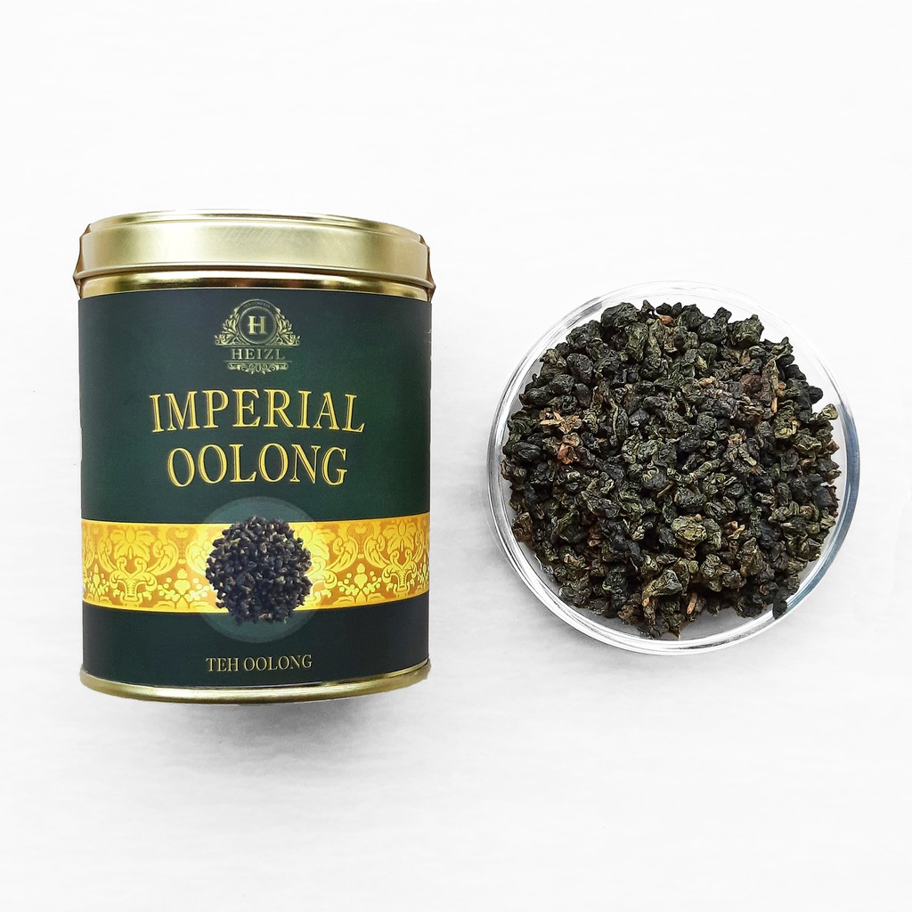 Taiwanese Imperial Oolong Tea Teh Light Oolong Premium Quality Organic |  Shopee Indonesia