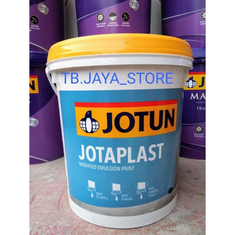 JOTUN JOTAPLAST CAT TEMBOK INTERIOR JOTUN CORNSILK 1356 (25KG)