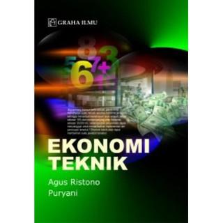Ekonomi Teknik - Graha Ilmu. suka: 0 .