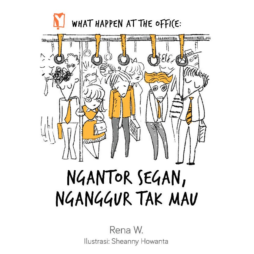 What Happen At The Office Ngantor Segan Nganggur Tak Mau Buku