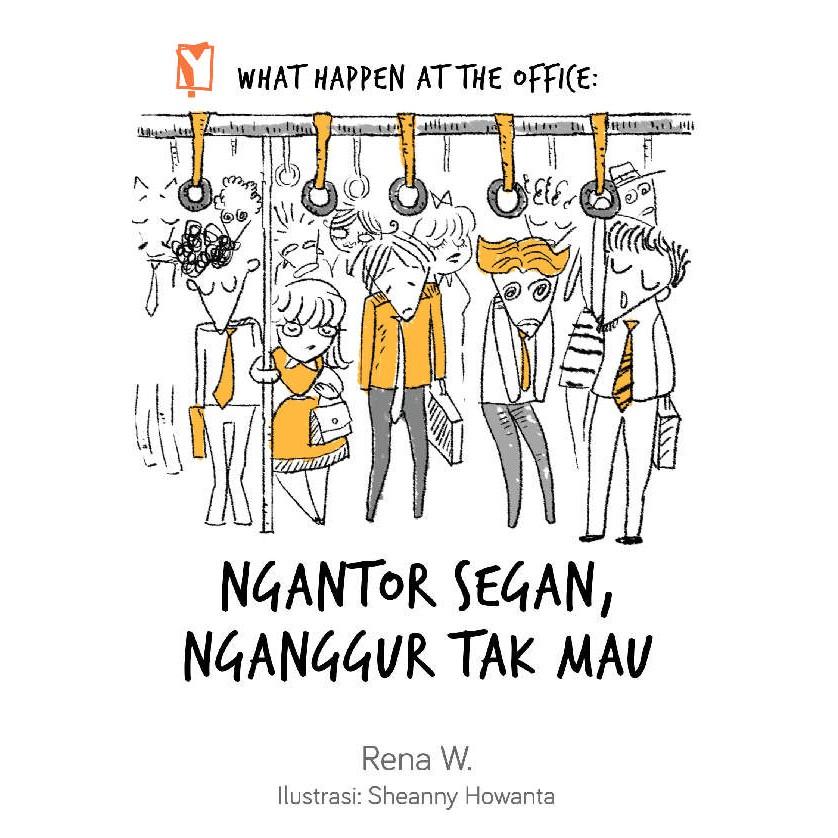 What Happen At The Office Ngantor Segan Nganggur Tak Mau Buku