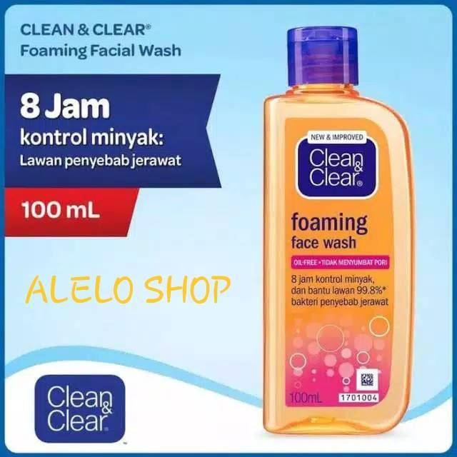 Pembersih Muka Clean And Clear Untuk Jerawat