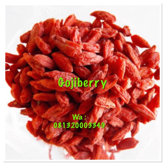 Earth Living - Organic Gojiberry ( Wolfberries ) - 200 gr | Shopee Indonesia