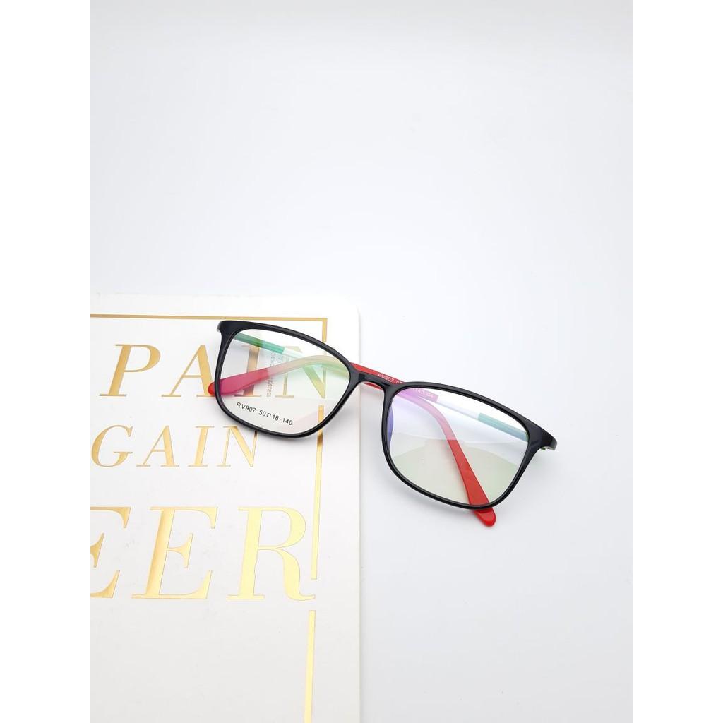 Kacamata Frame Clip On 2202a Shopee Indonesia