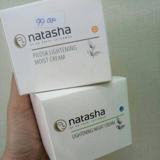 Natasha Paket Pencerah Khusus Flek Shopee Indonesia