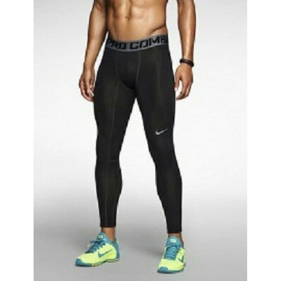 Celana Legging Training Panjang Leging Nike Pro Combat Olahraga Gym Sepeda Fitness Pria Wanita Lari Shopee Indonesia