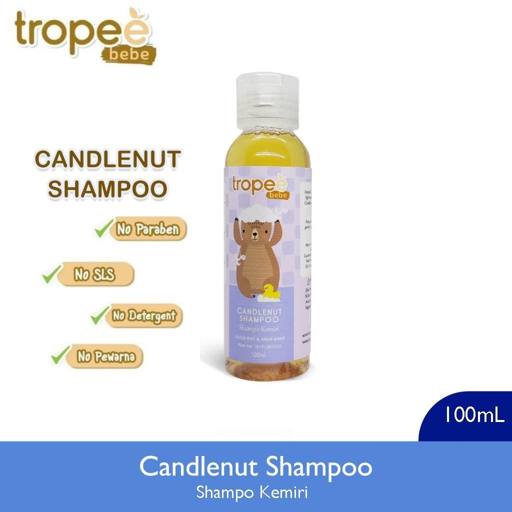 Tropee Bebe Candlenut Shampoo 100ml