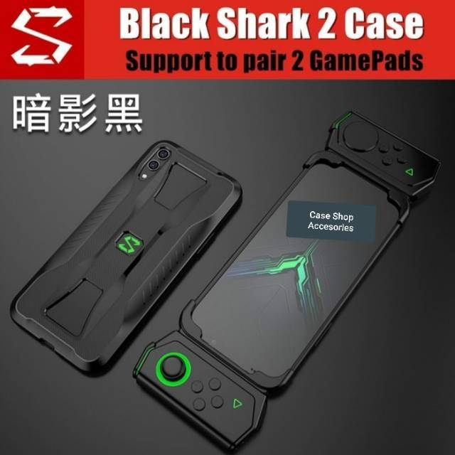 Case Xiaomi Blackshark 2 Skywalker Black Shark 2 Pro Tpu Shockproof Shopee Indonesia