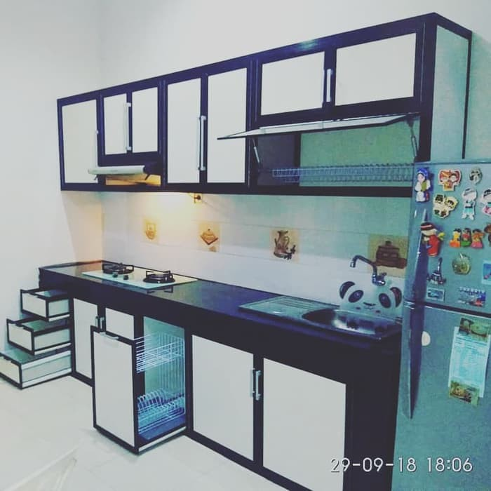 Kitchen Set Aluminium Shopee Indonesia
