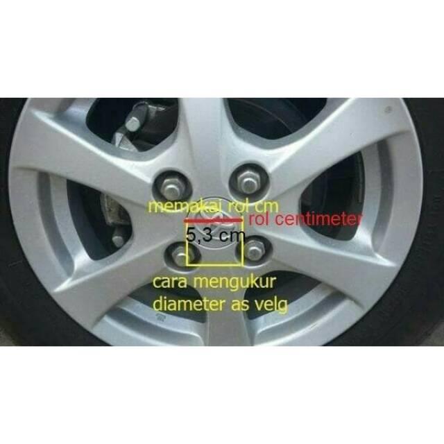 Penutup velg ring ban mobil suzuki ertiga dan baleno dop roda wheel cap tutup docking velg | Shopee Indonesia