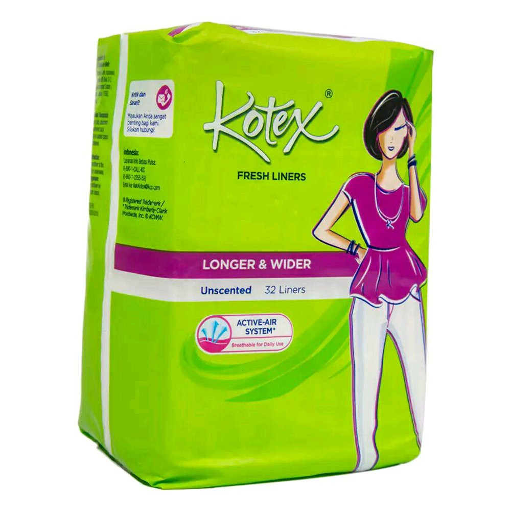 Kotex Overnight Pag Longer 35 Cm 7 Pcs Shopee Indonesia 3 Pack Wing 28cm Isi 5
