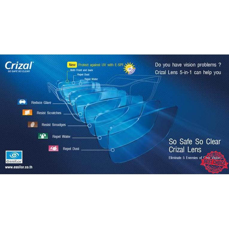 Khusus Cyl Diatas 2 00 Lensa Essilor Crizal Alize Index 1 50 BANTING HARGA  BARANG READY NEW  a915a4da26