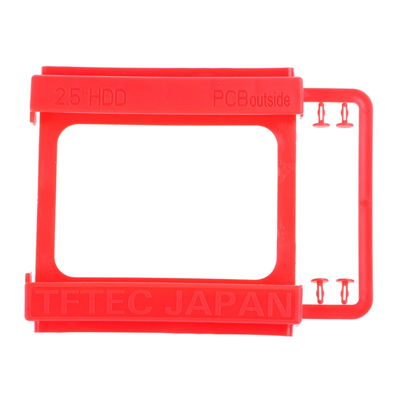 Hot 2.5 to 3.5 Adapter Bracket SSD HDD Notebook Mounting Tray Caddy Bay CN Post
