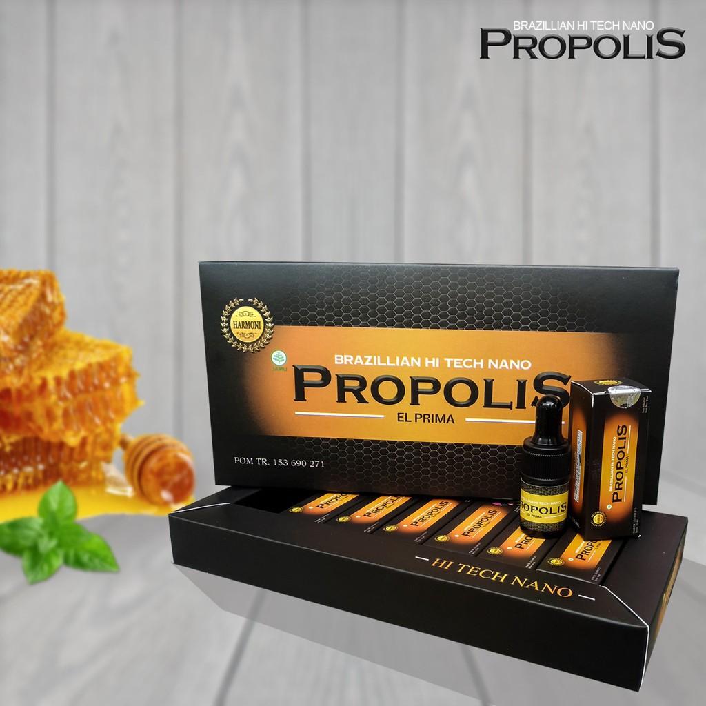 Propolis Melia Original 6ml Harga Box Isi 7botol Shopee Indonesia 7btl
