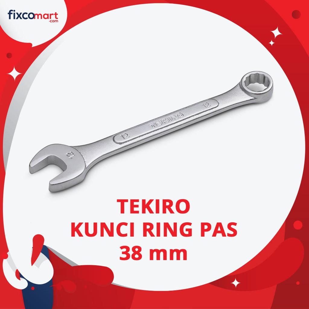 Tekiro Kunci Ring Pas 38 mm / Tekiro Kunci Pas Ring