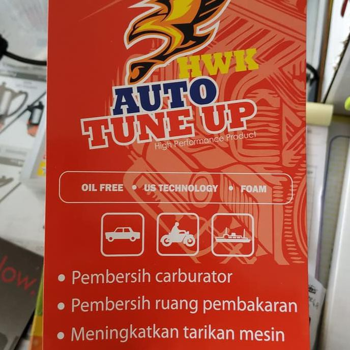 Auto Tune Up >> Original Hwk Auto Tune Up Tuneup 150ml Engine Conditioner Injector Cleaner