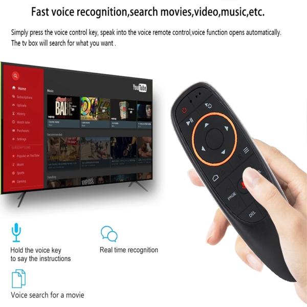TV Box H96 Max + Android 8 1 Smart TV Box RK3328 Quad-core 64Bit Cortex-A53  4GB 32GB