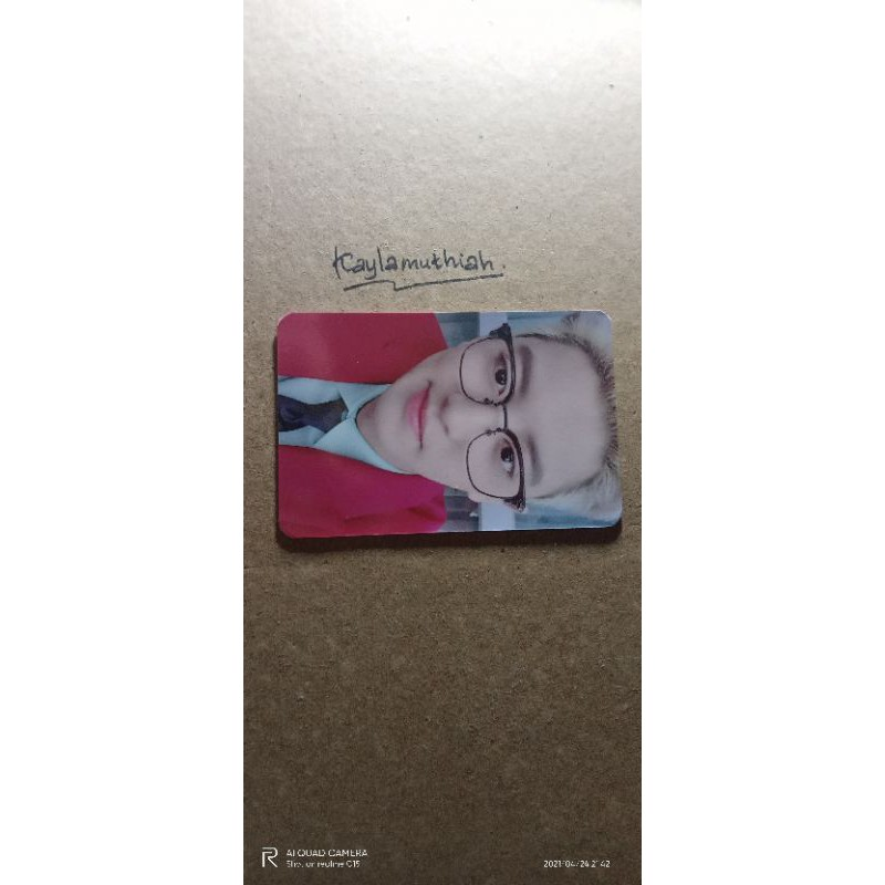 PC Chanyeol Jasmer BOOK