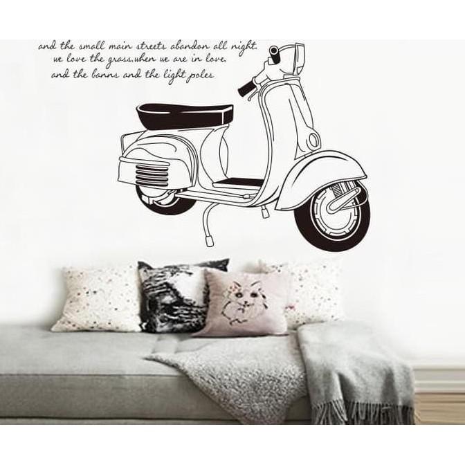 Unduh 40+ Wallpaper Vespa Hitam Putih Gambar Paling Keren