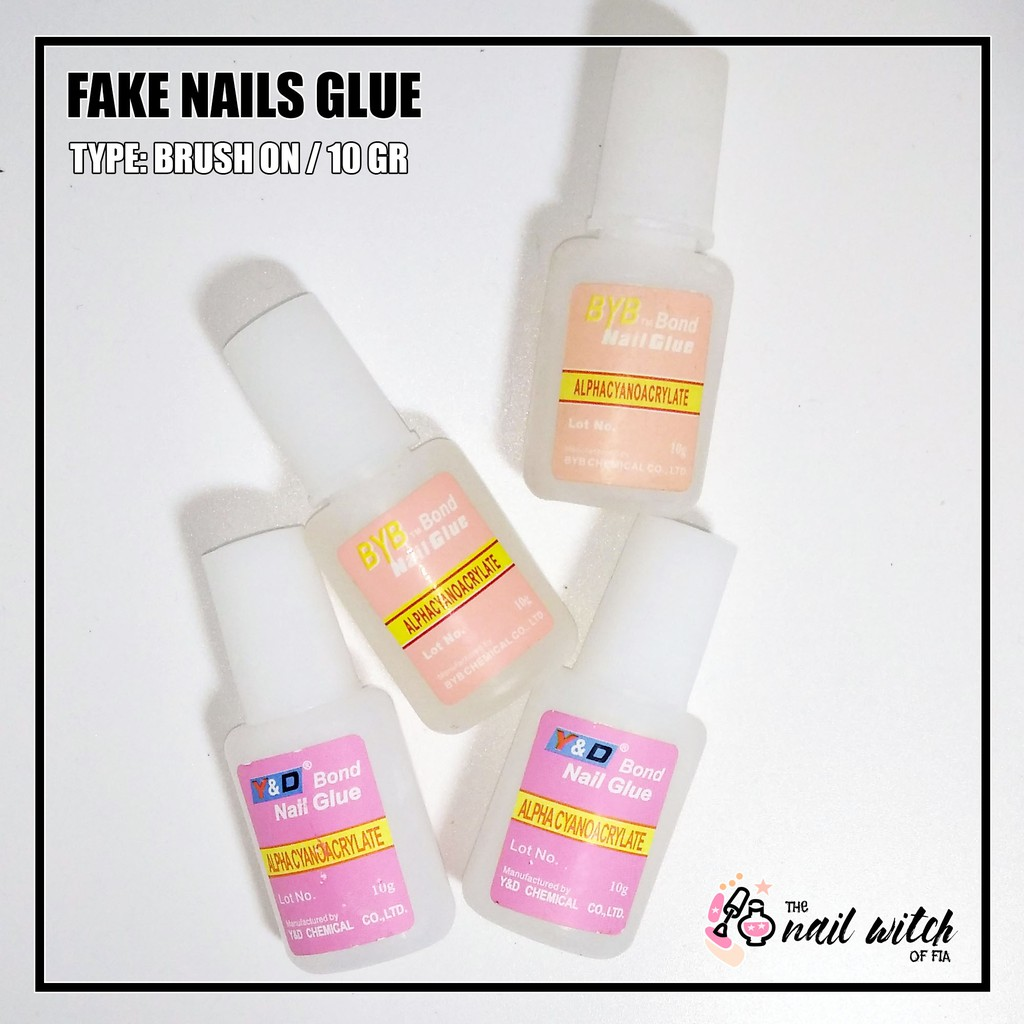 Lucky Nail Fake Nails Tape Selotip Kuku Palsu Lem Jbs A61 3d Nikah Wedding False Nailart Akrilik Ukuran 3g Untuk Dekorasi Manicure Art Source
