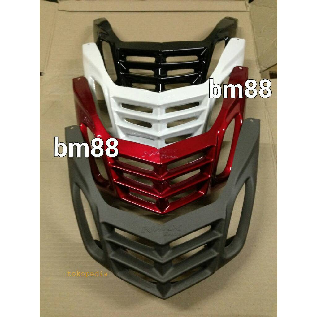 Windshield Visor Yamaha Nmax Acrylic Grafir Shopee Indonesia Atau Winsil Grafiran