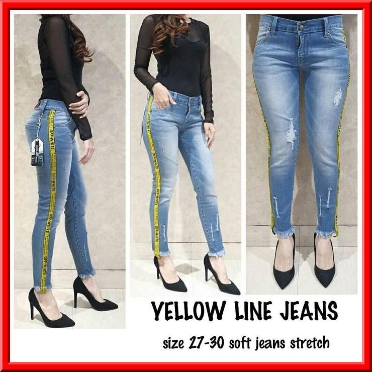celana jeans wanita - Temukan Harga dan Penawaran Celana Online Terbaik - Pakaian  Wanita November 2018 e6b284815f