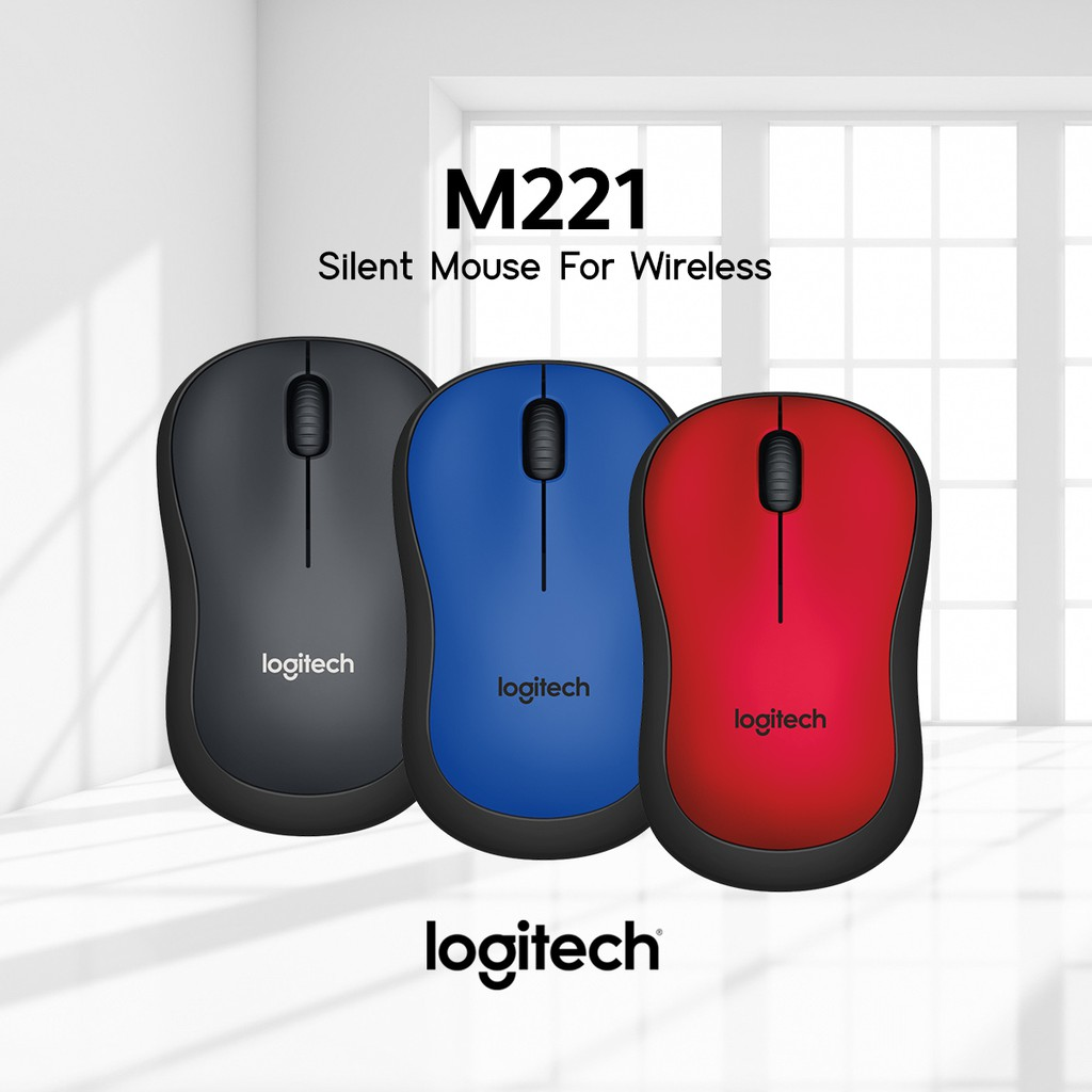 Logitech Wireless Mk345 Combo Keyboard Mouse Black Garansi Resmi Shopee Indonesia