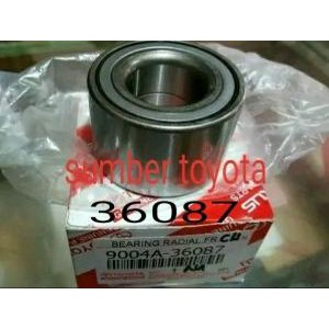BEARING LAHER RODA BELAKANG 9004A-36012 For Toyota Avanza (Rear ... b7e9eb3542