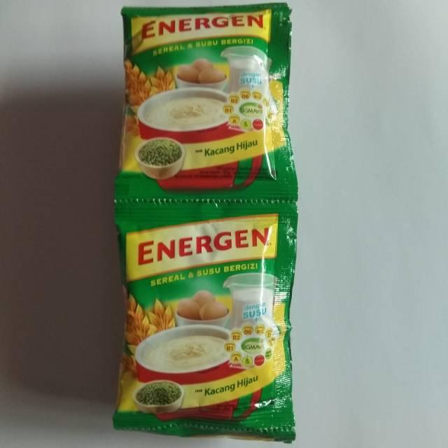 Energen Kacang Hijau 30 Gr Shopee Indonesia