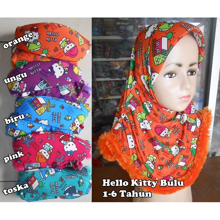 Jilbab Bayi Syria Topi Pita/ Kerudung Anak/ Hijab Baby/ Khimar | Shopee Indonesia