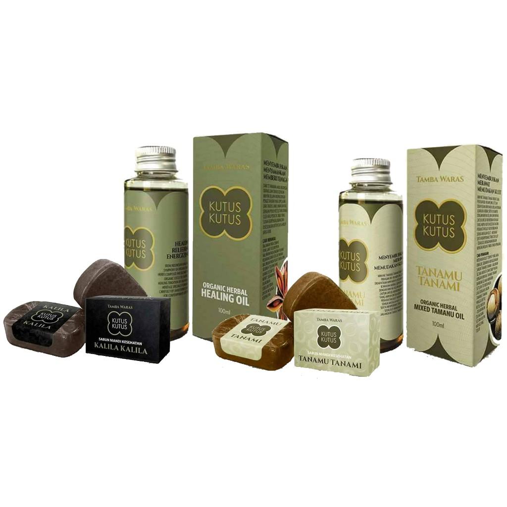 Sabun Kecantikan Herbal Organic Perawatan Kulit Kalila Kesehatan Dari Kutus Tamba Waras Shopee Indonesia
