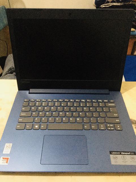 Lenovo Ideapad 330 14ast A9 9425 Dos 4gb 1tb 14 Hd Amd Radeon 530 2gb Dvd Hitam Grey Blue Shopee Indonesia