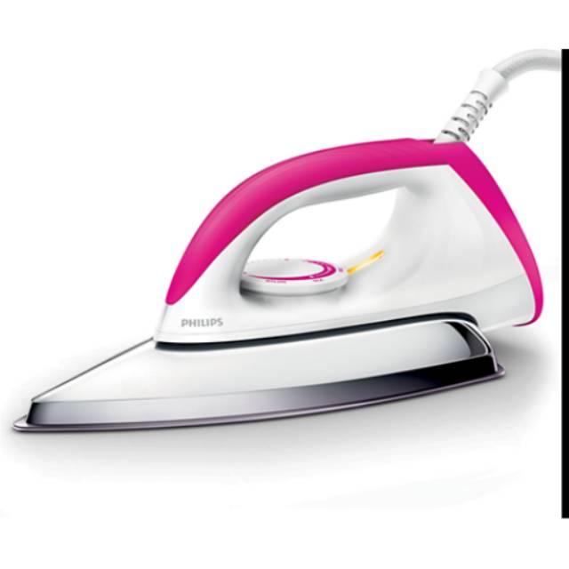 harga Setrika Philips HD 1173 /80 Pink Shopee.co.id
