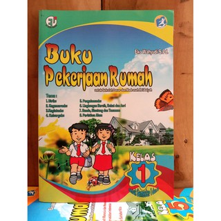 Buku Pekerjaan Rumah Pr Untuk Sd Mi Kelas 4 Eko Wahyudi Shopee Indonesia