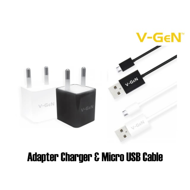 Moizen Nylon Micro Usb Cable Magnetic Adapter Charger For Android | Shopee Indonesia
