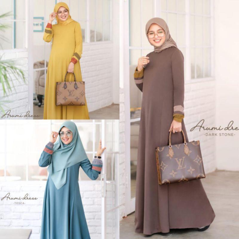 Arumi Dress By Shararea Shopee Indonesia