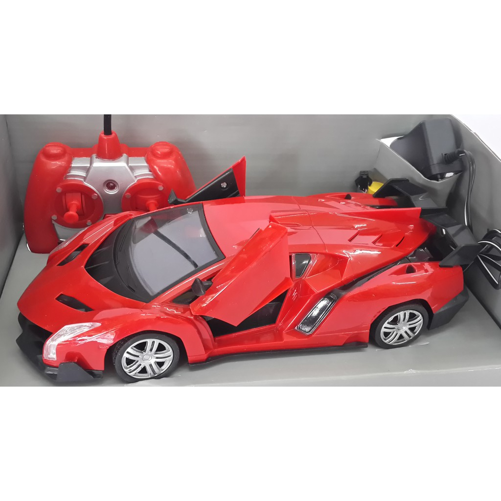 Miracleonlineshop Mainan mobil remote control Lamborghini car RC charger | Shopee Indonesia