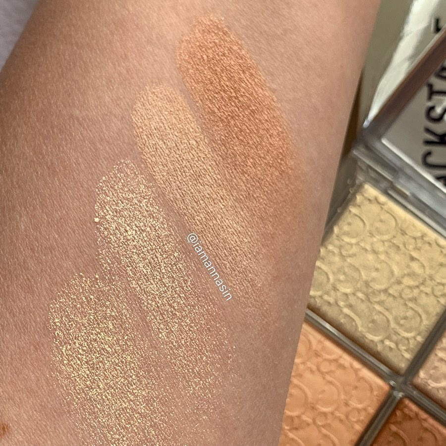 Backstage Glow Face Palette -  001 Universal by Dior #11