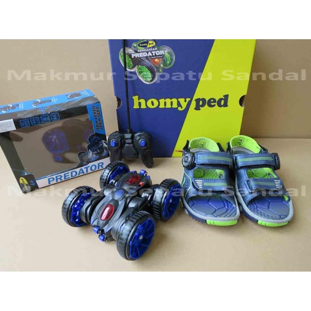 Sandal Gunung Anak Homyped Dan Hadiah Mobil Predator 2018 Shopee