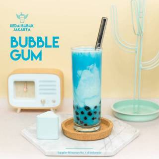 Price Checker Bubuk Minuman Bubble Powder Drink rasa Bubble Gum ORIGINAL Javaland 1kg discount - only 35.728Rp