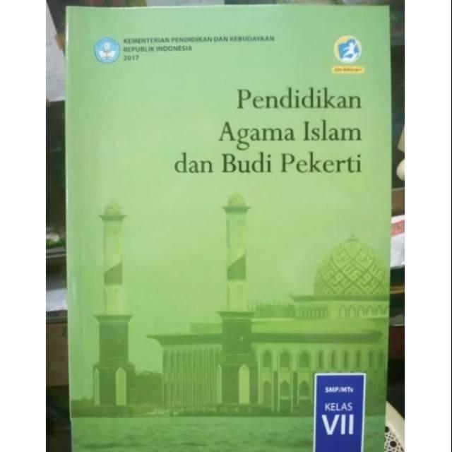 Buku Paket Pendidikan Agama Islam Kelas 7 - Terkait Pendidikan