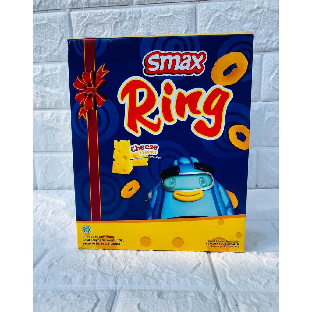 Smax Ring Cheese box edition