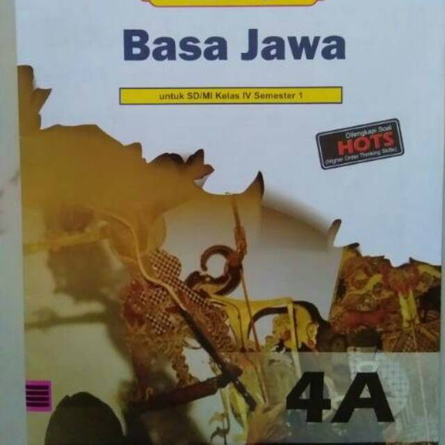Lks Modul Bahasa Jawa Sd Kelas 4 K13 Shopee Indonesia