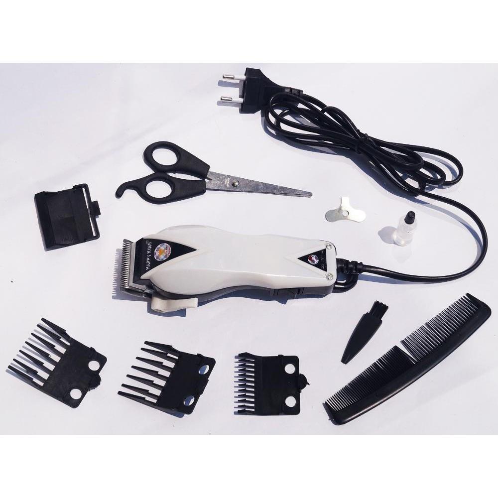 Mesin Alat Cukur Rambut Listrik Terbaik Happy King Hk-900 Putih - Potong  Pangkas Hair Clipper  09188a1869