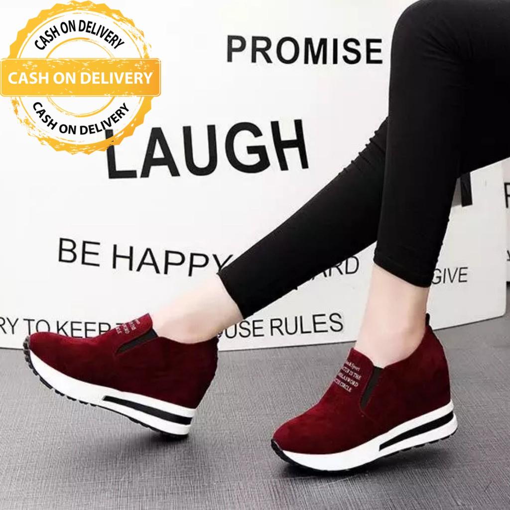 Sandal Selop Hitam Pompom Wanita Flat Shoes Cewek Perempuan Bola Bola Bulu Murah Grosir | Shopee