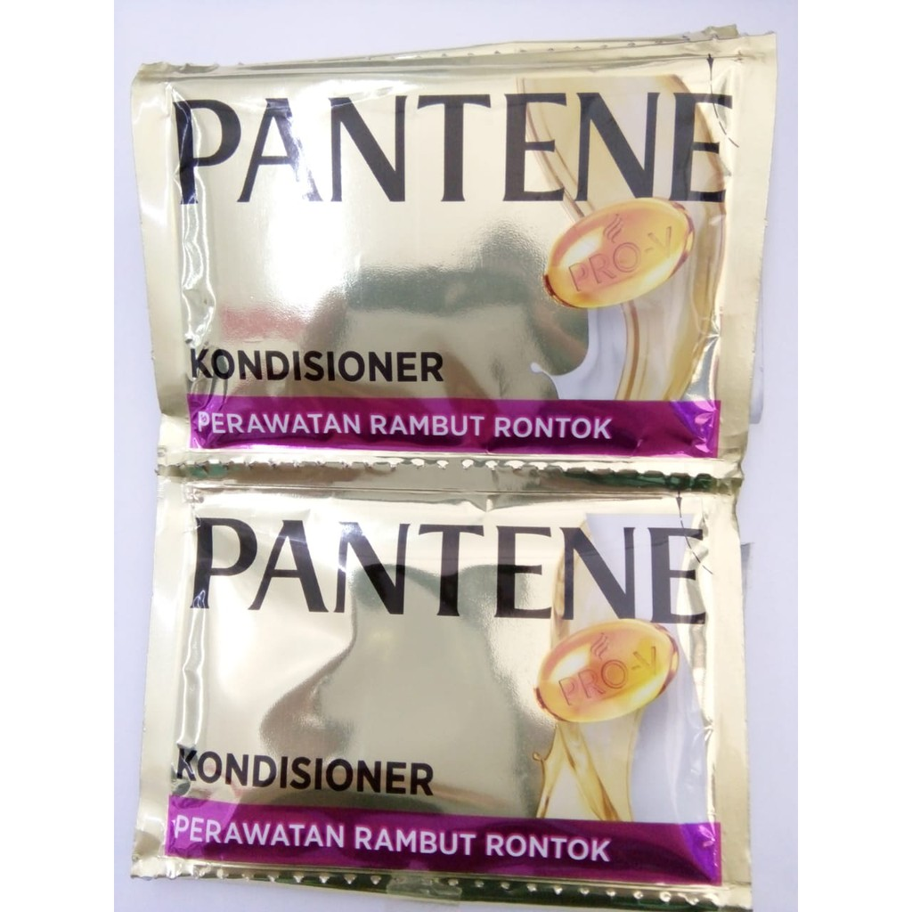 Pantene Kondisioner Pro Vitamin Sachet 6x10ml Shopee Indonesia