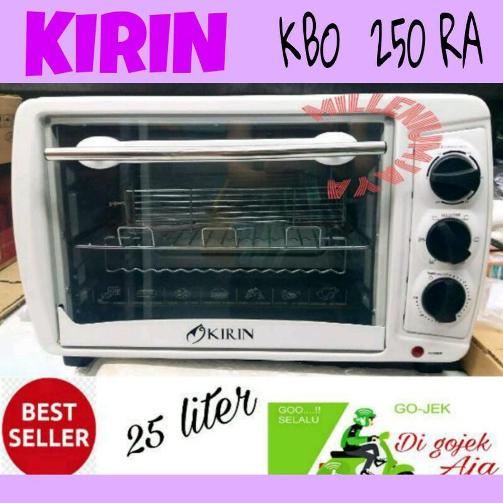 Jual Oven Kirin Kbo 350 Ra 35 Liter Jumbo Sale Shopee Indonesia Elektrik Kbo190raw 19 L