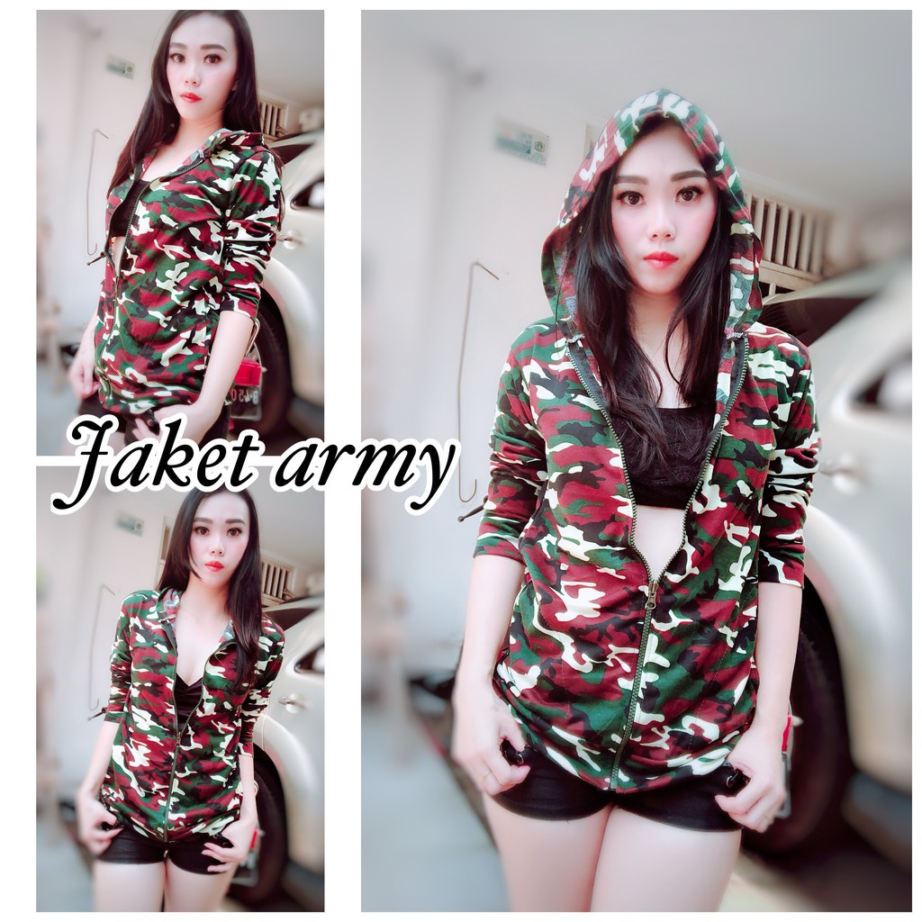 Set 2versi Rok Army Hv Shopee Indonesia Celana Tentara Panjang Stretch Loreng Cln 833